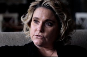 """If we do or say nothing, then the criminals win. And I'm not about that."" -Vicki, Mother of Survivor"